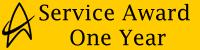 Service Award: One Year